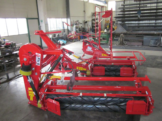 GS 3 macchine