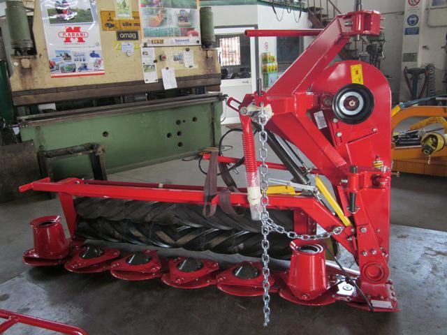 GS 6 rotor condiz